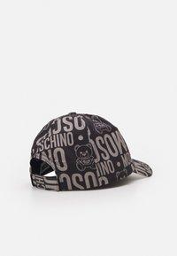 MOSCHINO - HAT UNISEX - Cap - black - 1