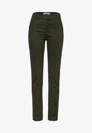 CAROLA - Slim fit jeans - khaki