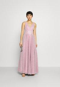 Mascara - Společenské šaty - ice pink - 1