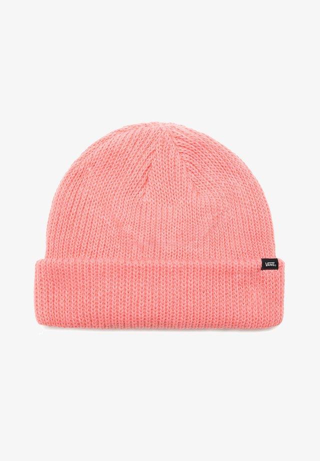 Mütze - flamingo pink