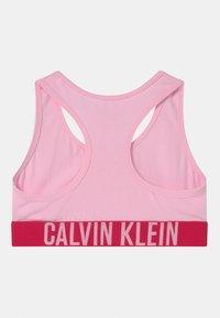 Calvin Klein Underwear - 2 PACK - Bustier - romanticpink/flushedred - 1