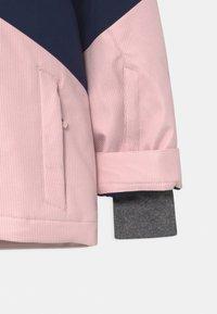 Ziener - ALANI JUN UNISEX - Snowboard jacket - sugar rose - 3