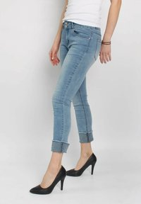Buena Vista - TUMMYLESS  - Slim fit jeans - blue - 3