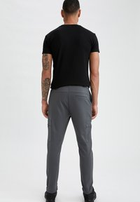 DeFacto Fit - Träningsbyxor - anthracite - 1