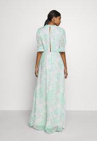 Ghost - ALICIA DRESS BRIDAL - Ballkleid - turquoise - 2