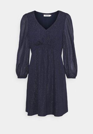 STRIPY - Cocktail dress / Party dress - bleu nuit
