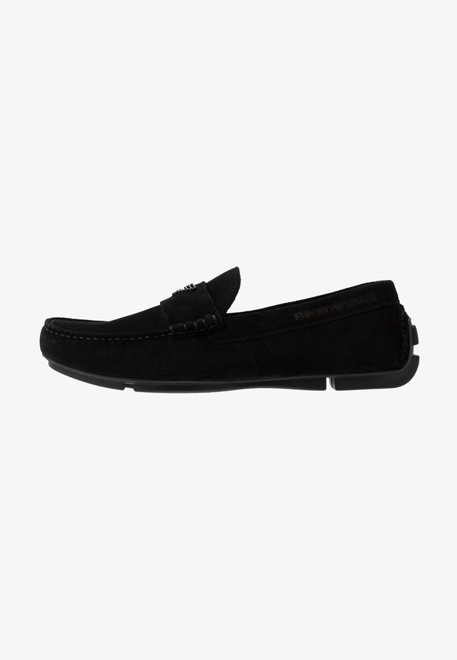 ZINOS - Mocassins - black