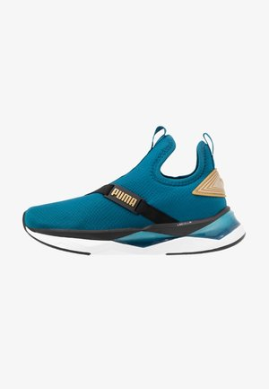 LQDCELL SHATTER MID - Sports shoes - digi blue/team gold/black