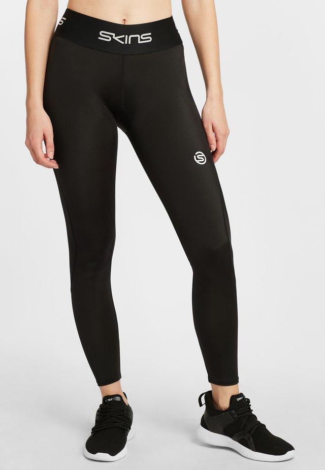 SKINS KOMPRESSIONSHOSE S1  - Leggings - black