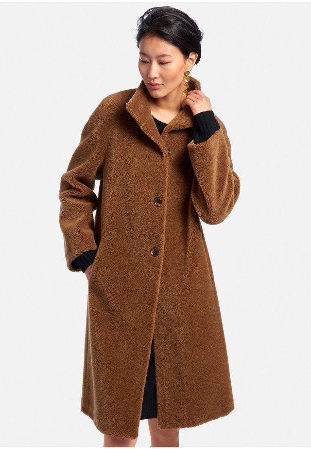 Winter coat - nougat