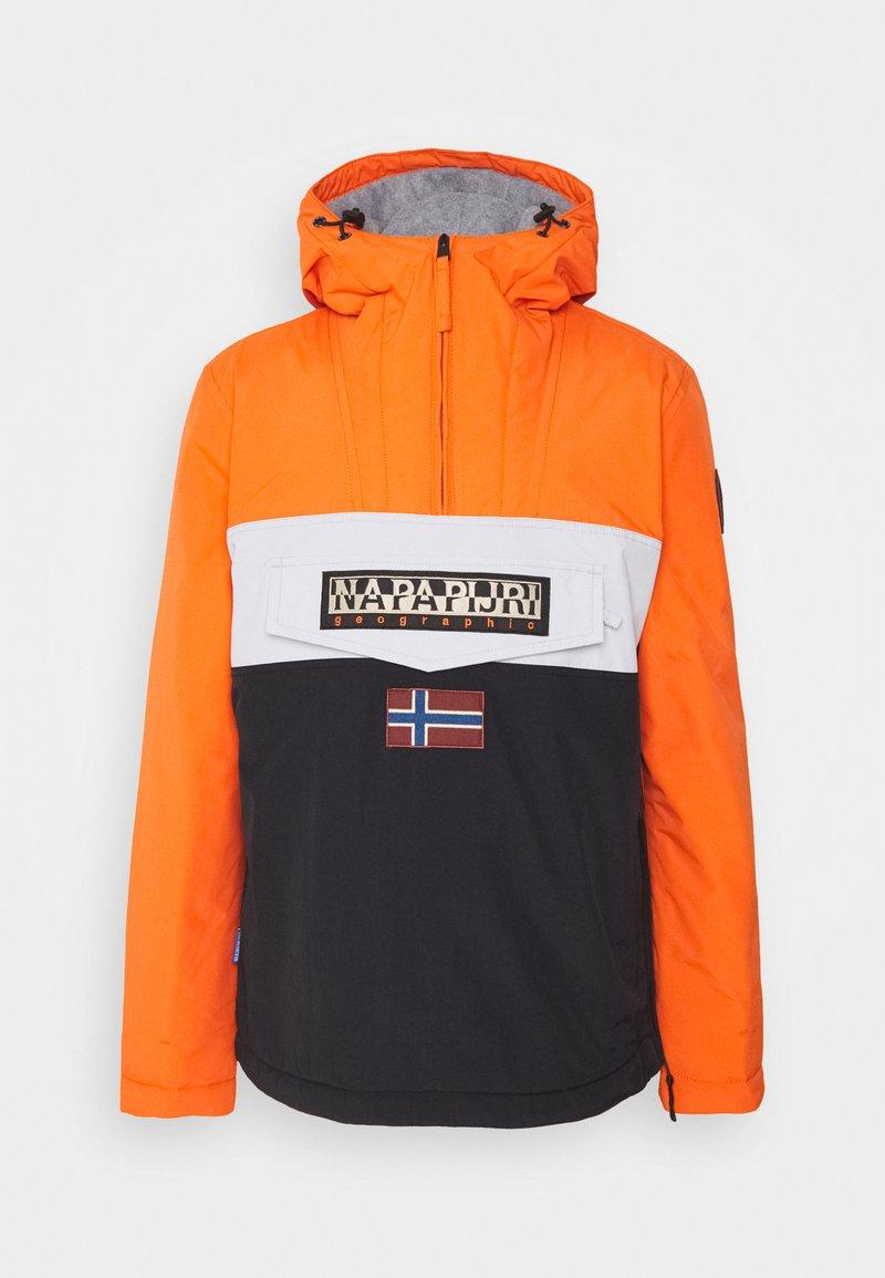 Napapijri - RAINFOREST BLOCK - Winter jacket - black