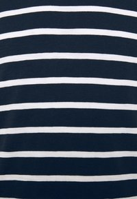 BY GARMENT MAKERS - THE ORGANIC MULTISTRIPED TEE - Print T-shirt - blue - 2