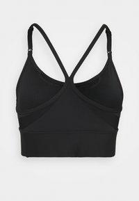 Nike Performance - INDY BRA - Sujetadores deportivos con sujeción ligera - black/white - 7