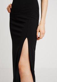 Club L London - TAILORED DRESS - Długa sukienka - black - 5
