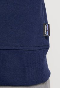 Patagonia - LABEL UPRISAL CREW  - Sweater - classic navy - 5