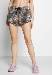 Cotton On Body - MOVE JOGGER SHORT - Träningsshorts - khaki - 0