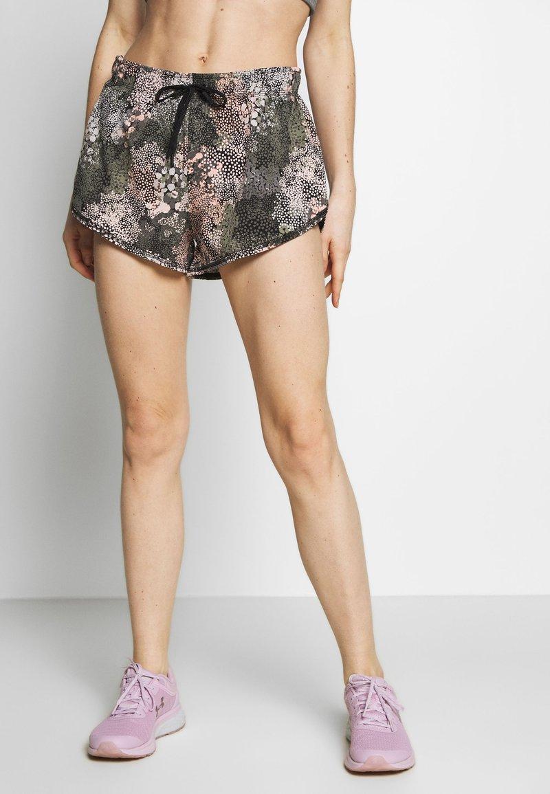 Cotton On Body - MOVE JOGGER SHORT - Träningsshorts - khaki