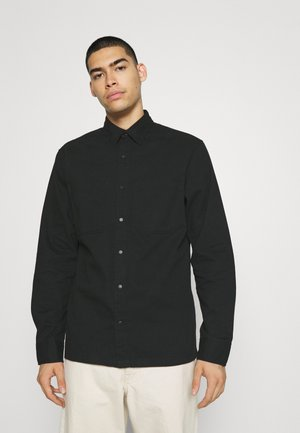 JORLUKAN SHIRT  - Camisa - black denim