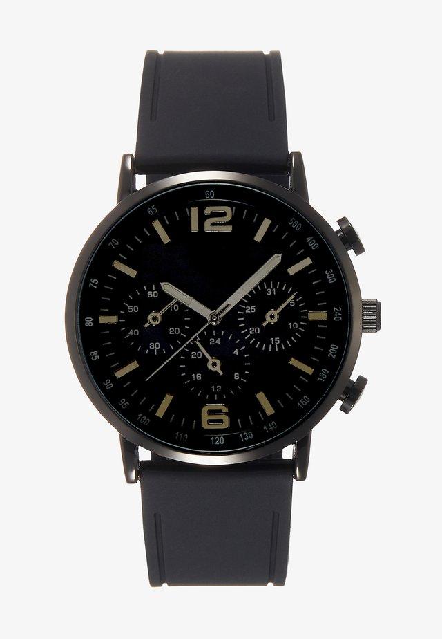 Klokke - black