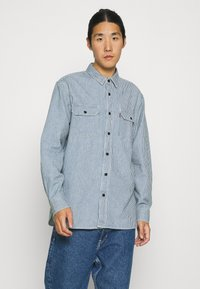 Levi's® - CLASSIC WORKER - Overhemd - hickory rinse - 2