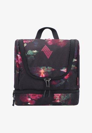 TRAVEL BAG - Wash bag - black rose