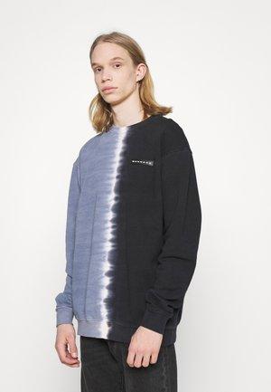 SPLIT DYE - Sweatshirt - grey