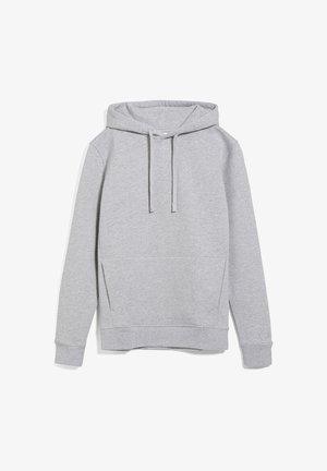 NAZAAN - Hoodie - grey melange