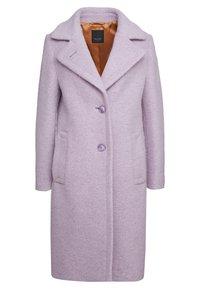 Sand Copenhagen - COLD DYED CLARETA LONG - Classic coat - soft purple - 0