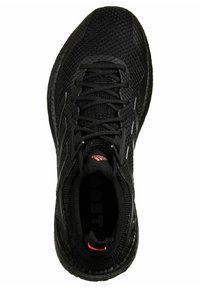 adidas Performance - PULSEBOOST - Zapatillas de running estables - core black / night metallic / signal pink - 1