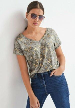 Basic T-shirt - multi-coloured