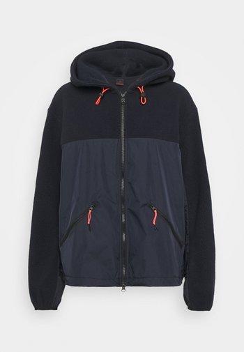 YANNA - Fleece jacket - navy