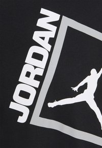 Jordan - JUMPMAN BOX CREW - T-shirt con stampa - black/white - 2