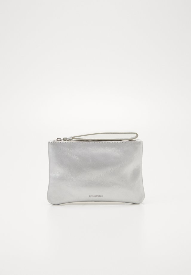 ELITE MISSION POUCH - Clutch - silver