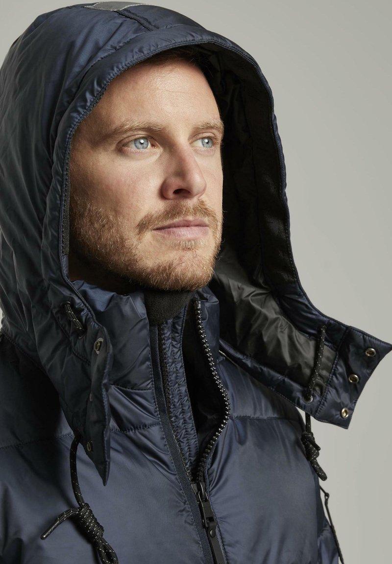 TOM TAILOR HEAVY PUFFER - Winterjacke - sky captain blue/dunkelblau TYHrFj