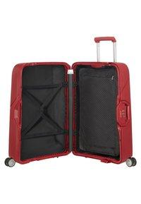 Samsonite - MAGNUM - Wheeled suitcase - rust red - 4