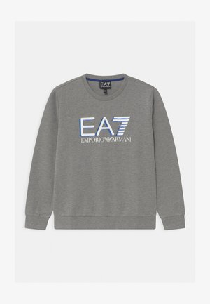 EA7 - Sweatshirt - mottled grey