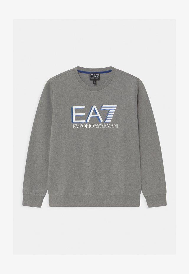 EA7 - Sweatshirt - mottled grey