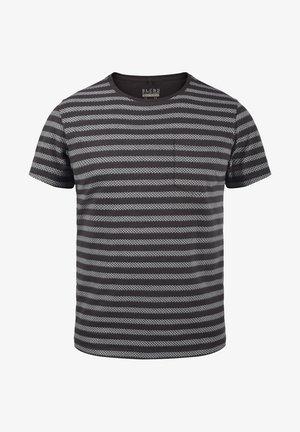 ILMARI - Print T-shirt - phantom grey