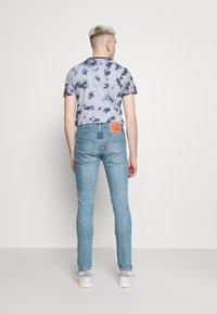 Levi's® - 512™ SLIM TAPER LO BALL - Slim fit jeans - light blue denim - 2
