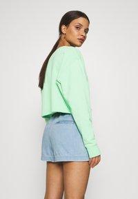 Topshop Petite - WATERMELON - Sweatshirt - green - 3