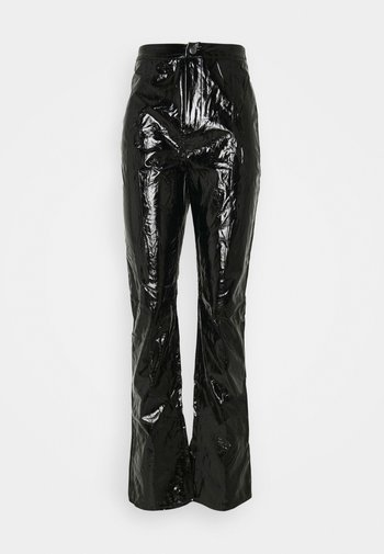 SHINY TROUSER