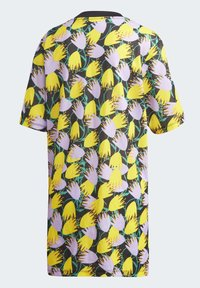 adidas Originals - BELLISTA TEE DRESS - Vestido informal - yellow - 9