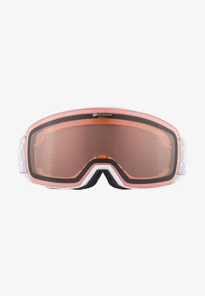 NAKISKA QH - Masque de ski - white