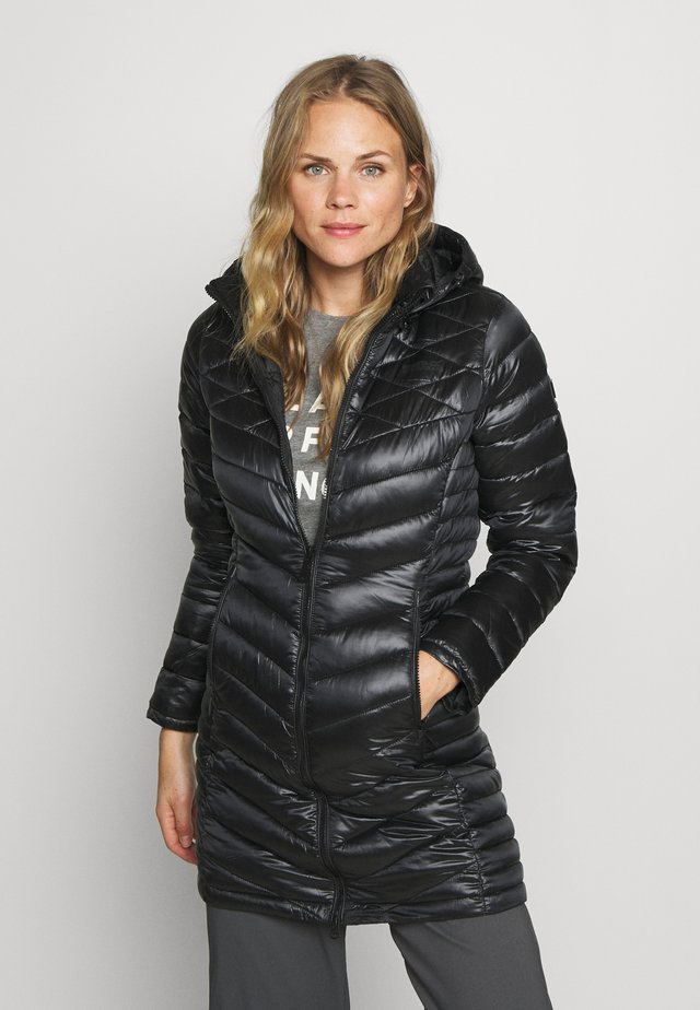 ANDEL - Winter coat - black
