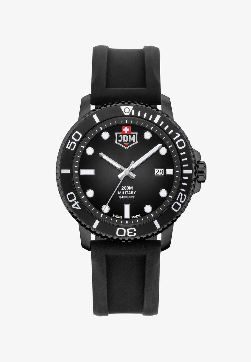 Jacques du Manoir - Watch - schwarz