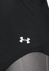 Under Armour - SPORT 2 STRAP TANK - Sports shirt - black - 6