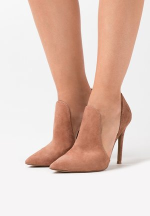 DANCE - High heels - tan