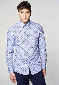 MDB IMPECCABLE - Shirt - blue - 3