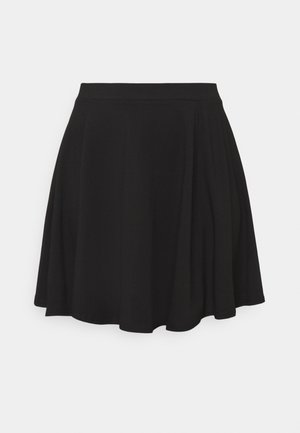 CIRCLE SKIRT - A-line skjørt - black