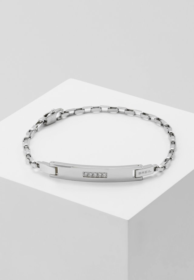 CLUSTER BRACELET - Bracelet - silver-coloured